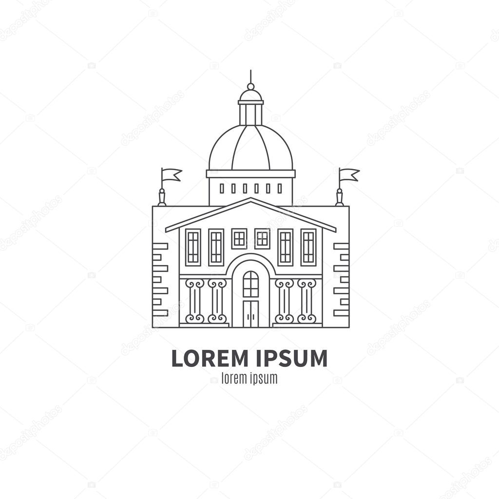 Parliament building symbol stock vector favetelinguis199 77034303 parliament building symbol stock vector biocorpaavc Image collections
