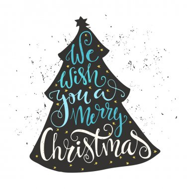 We wish you a merry Christmas  quote