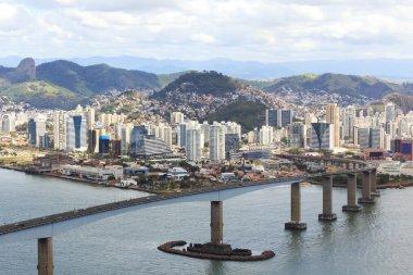 Third bridge (Terceira Ponte), Vitoria, Vila Velha, Espirito San