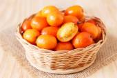 Fotografie Fruit Jocote ( Sineguela,  Siriguela, Red Mombin, Mombin, Hog Pl