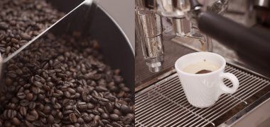 Coffee Process Banner