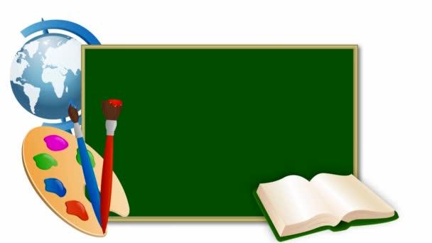 zelené školní rada.