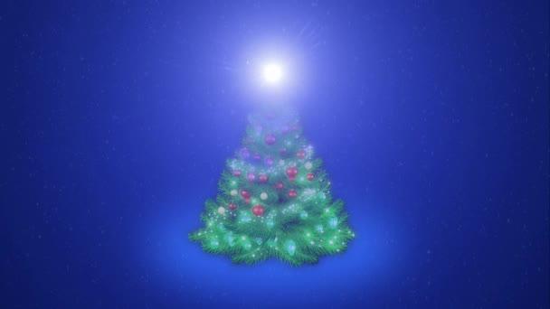 Karta - Vánoce a nový rok