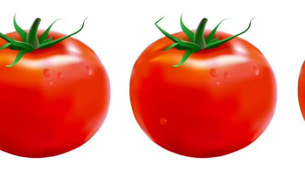 Zelenina a ovoce na bílém pozadí. Dieta