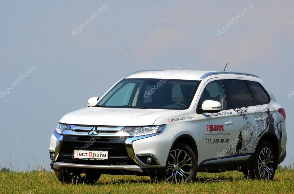 New Mitsubishi Outlander