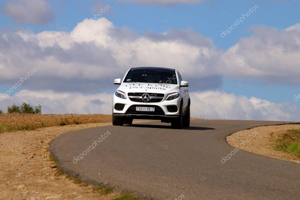 Mercedes-Benz GLE 400 Coupe outdoor