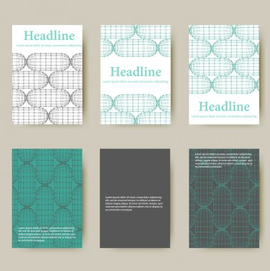 Polygonal design style letterhead and brochure. Mesh polygonal background. Scope of lines and dots. Ball of the lines connected to points. Molecular lattice. The structural grid of polygons.