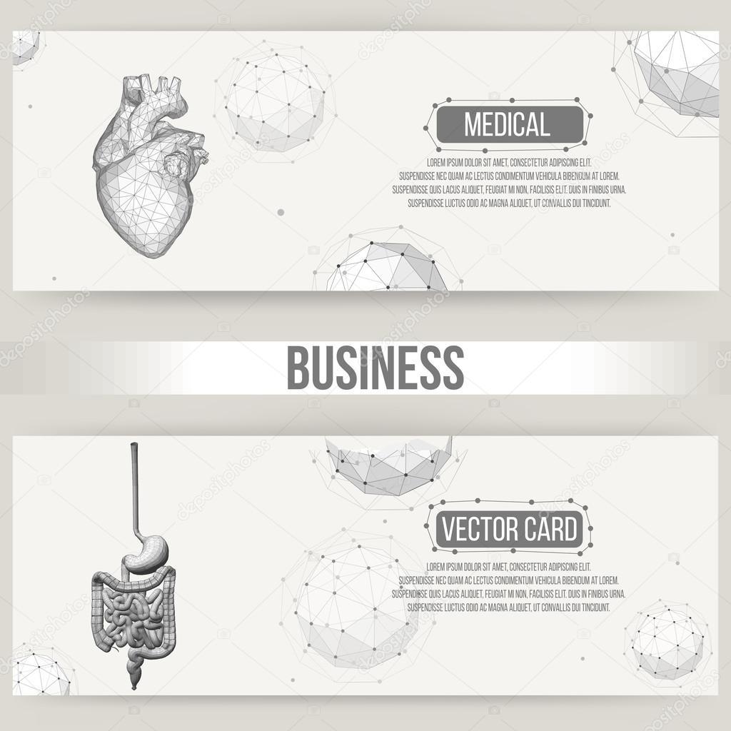 Abstrakt Gestaltungskonzept Vektor Hintergrund Des Menschlichen