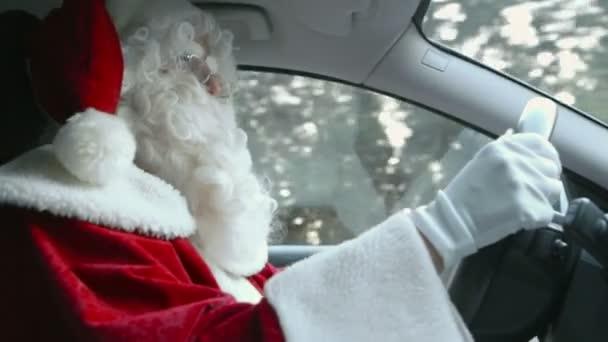 Santa jízdy