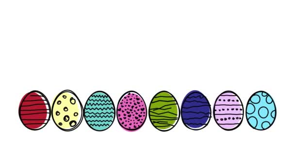 Moving Easter Eggs