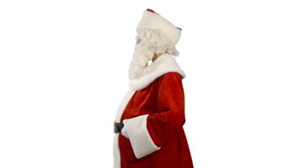 Santa Claus je přikývl