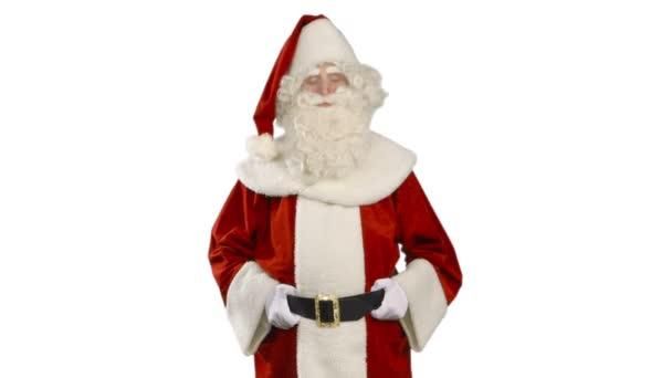 Santa Claus is keres, és a bólogató