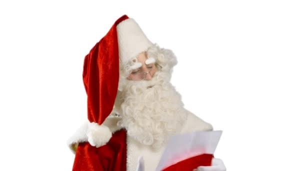 Santa Claus meggyőződött arról,