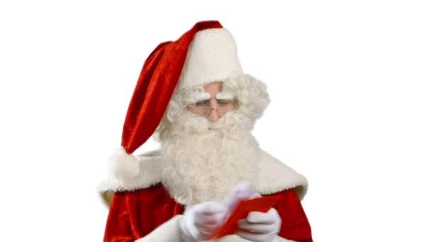 Santa Claus mulattatta