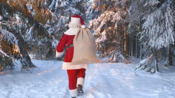 Santa je na cestě