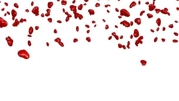 Hearts Raining Down