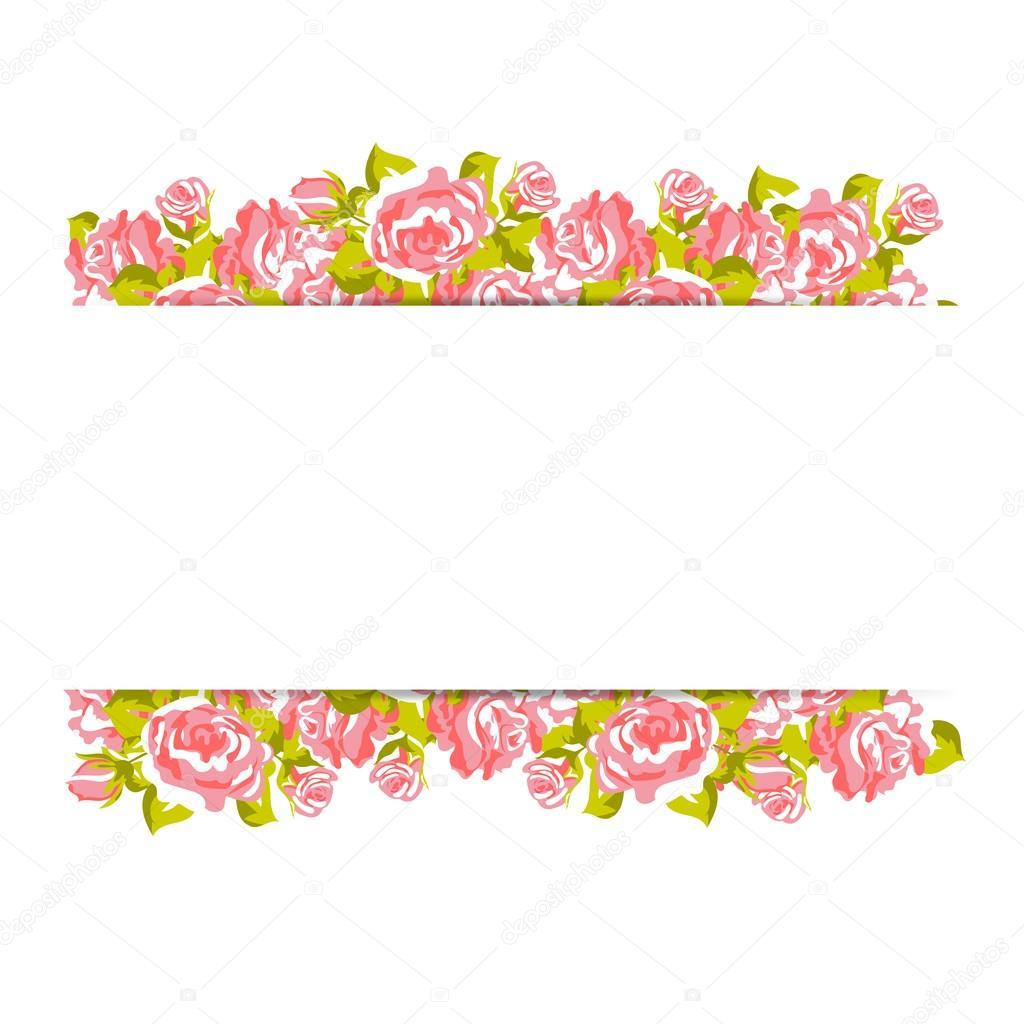 Shabby Chic Floral Pattern Stock Vector C Elenabaryshkina 80938376