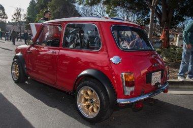 Mini Cooper with honda vtec motor