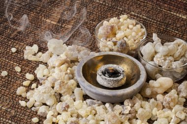 Frankincense aromatic resin