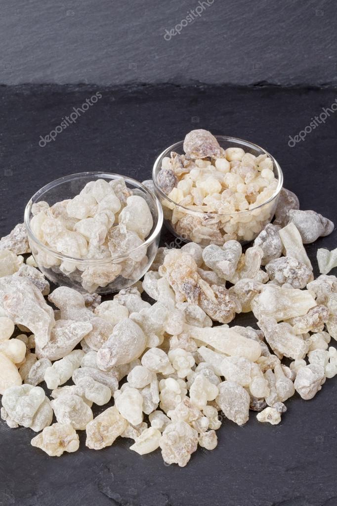 Frankincense aromatic resin