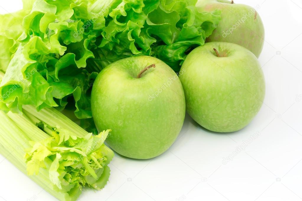 Диета на кефире и яблоках: 7 дней и минус до 5 кг!