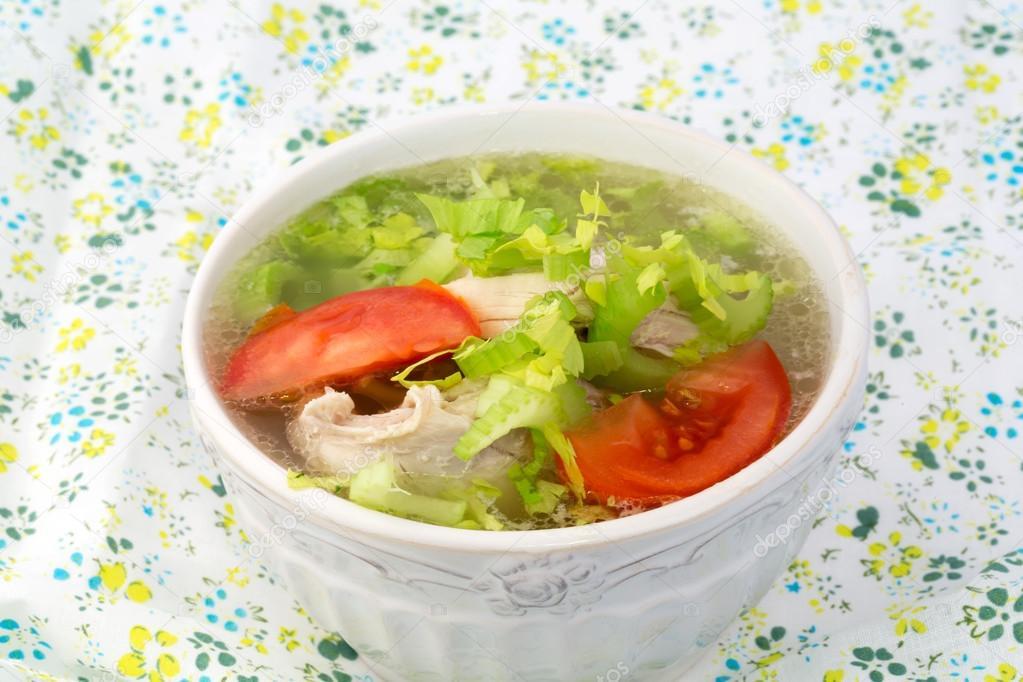 Суп для похудения с сельдереем помидорами отзывы