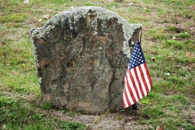 Revolutionary War Hero Grave Site