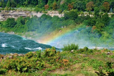 Rainbow at the Falls