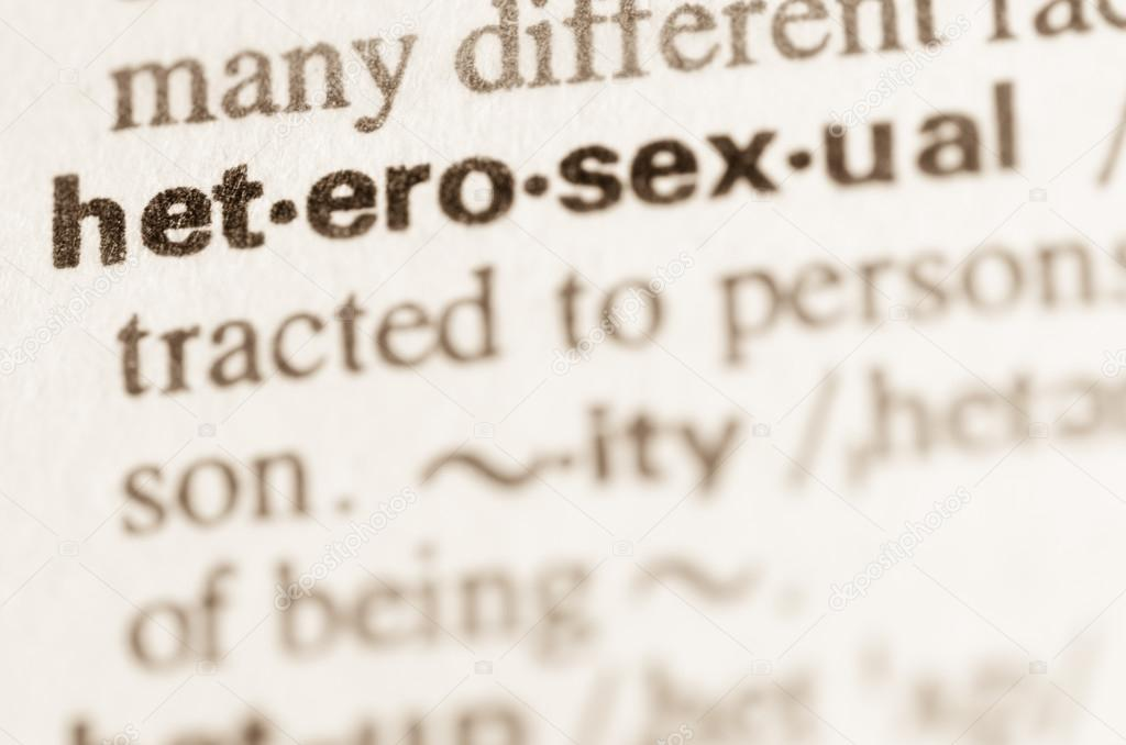 Herrosexual meaning