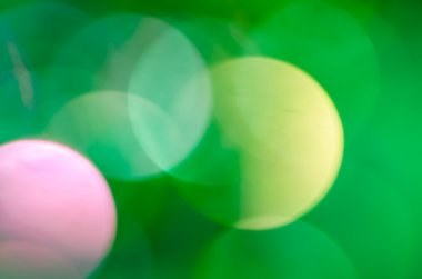 multicolored abstract blurred bokeh background