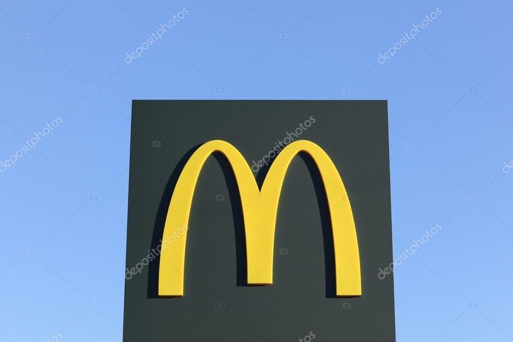 Mcdonalds Logo Stock Editorial Photo Ricochet69 91378970