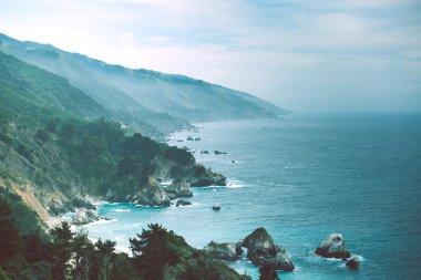 Scenic California Pacific Coast