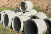 betonové kanalizační