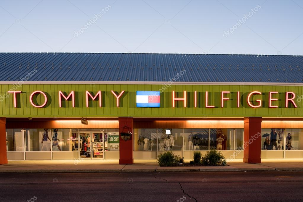 25659c49 Tommy Hilfiger sign – Stock Editorial Photo © homank76 #112609824