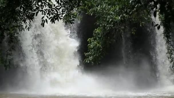 Haew Su Wat Wasserfall, Nationalpark Khao Yai, Thailand.