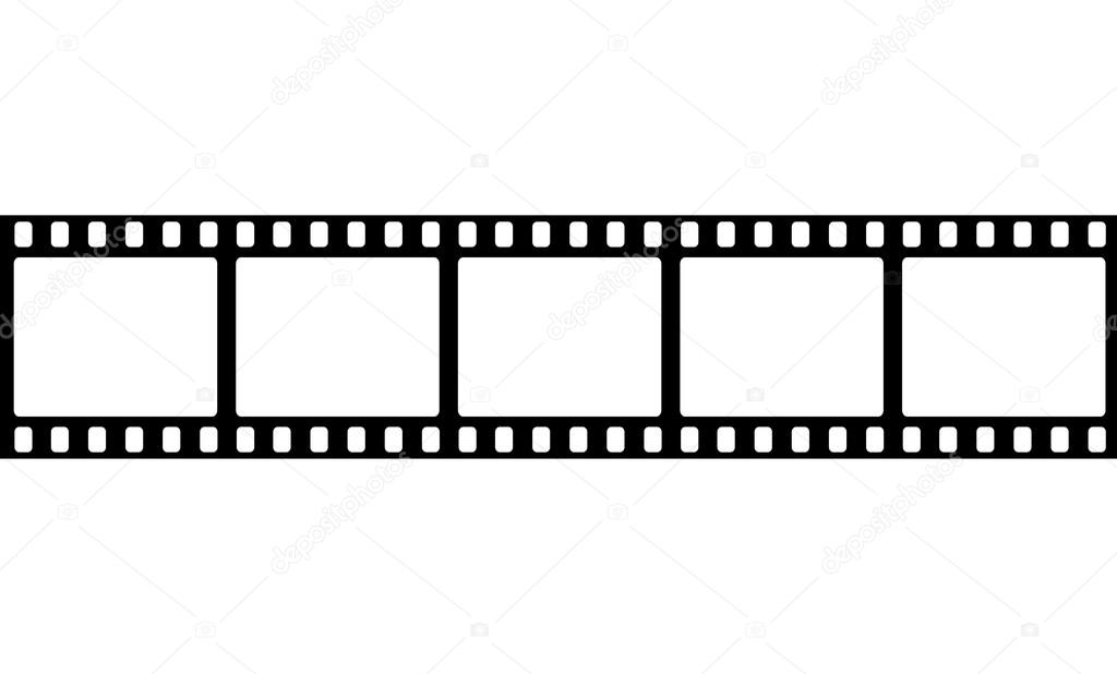 template film roll stock vector liubou 104070560
