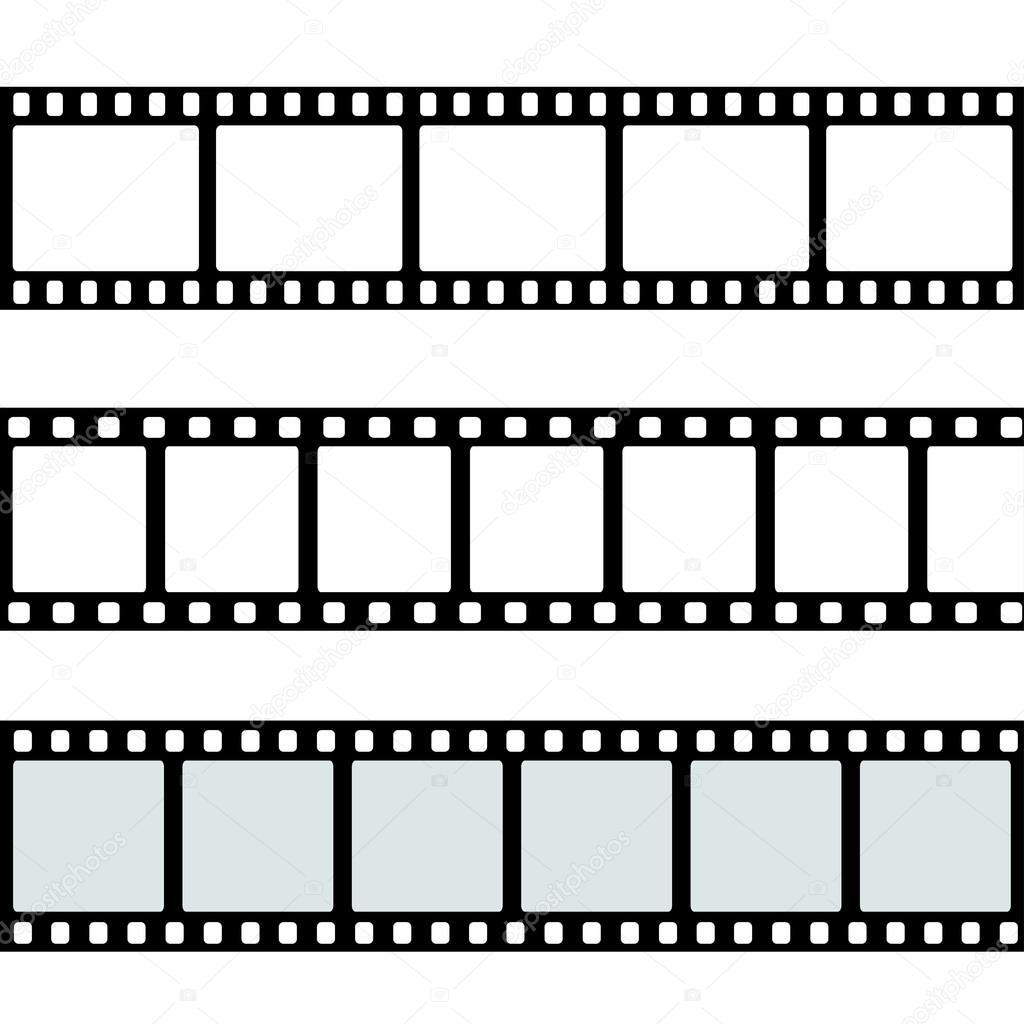 template film roll stock vector liubou 104070656