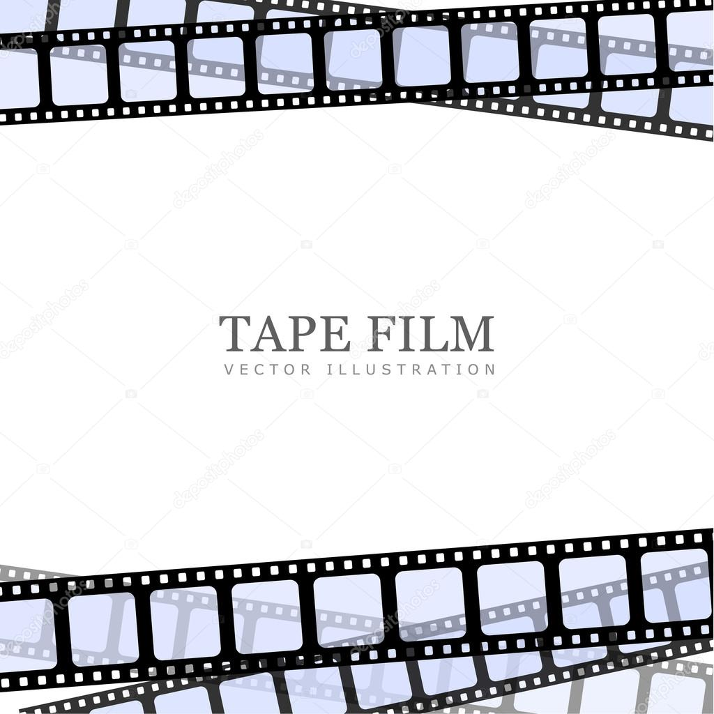 template film roll stock vector liubou 104070724