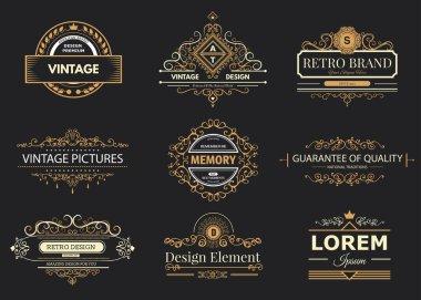 Design logo and monograms