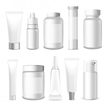 Realistic Vector Tubes and Jar