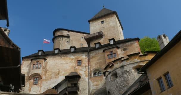 4k, Oravský Hrad, slovenský hrad