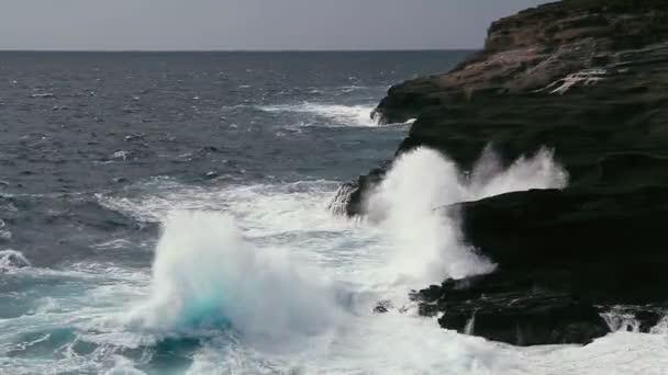 1080p, a part mentén, a partvonal, a hawaii a nagy hullámok