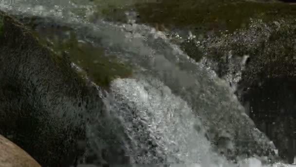 Abstraktní tok a rozstříknutí vody
