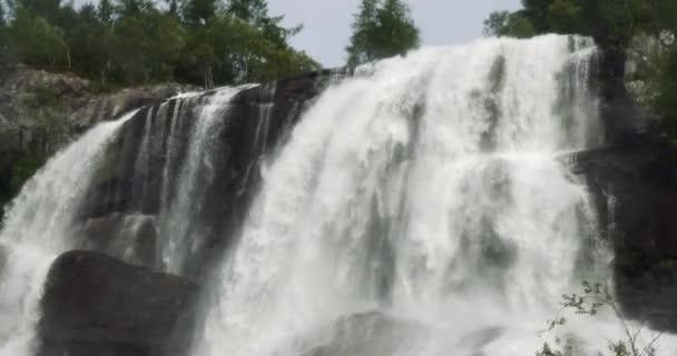 4K, Huge Waterfall, Norway