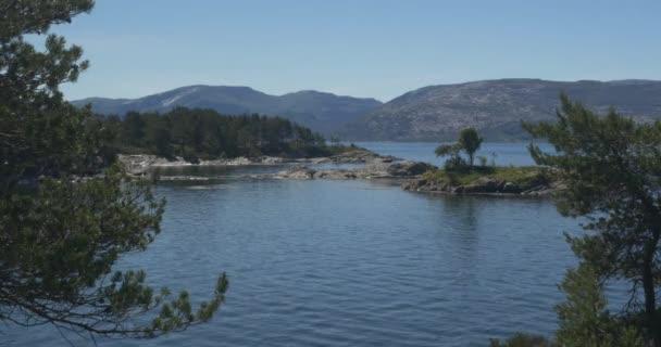 4K, Idyllic Sognefjord Bay, Norway