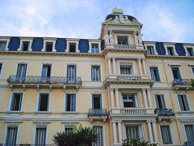 Palais des Anglais on the street 8 May 1945