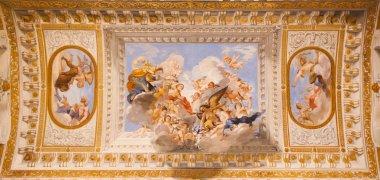 "Картина, постер, плакат, фотообои ""frescos palazzo pitti - флоренция фотообои природа дизайнерские"", артикул 61974607"