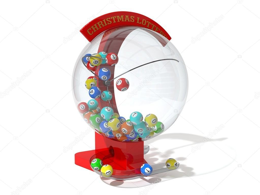 Lotto Weihnachten.Rot Weihnachten Lotto Maschine Stockfoto Kasezo2 92982200