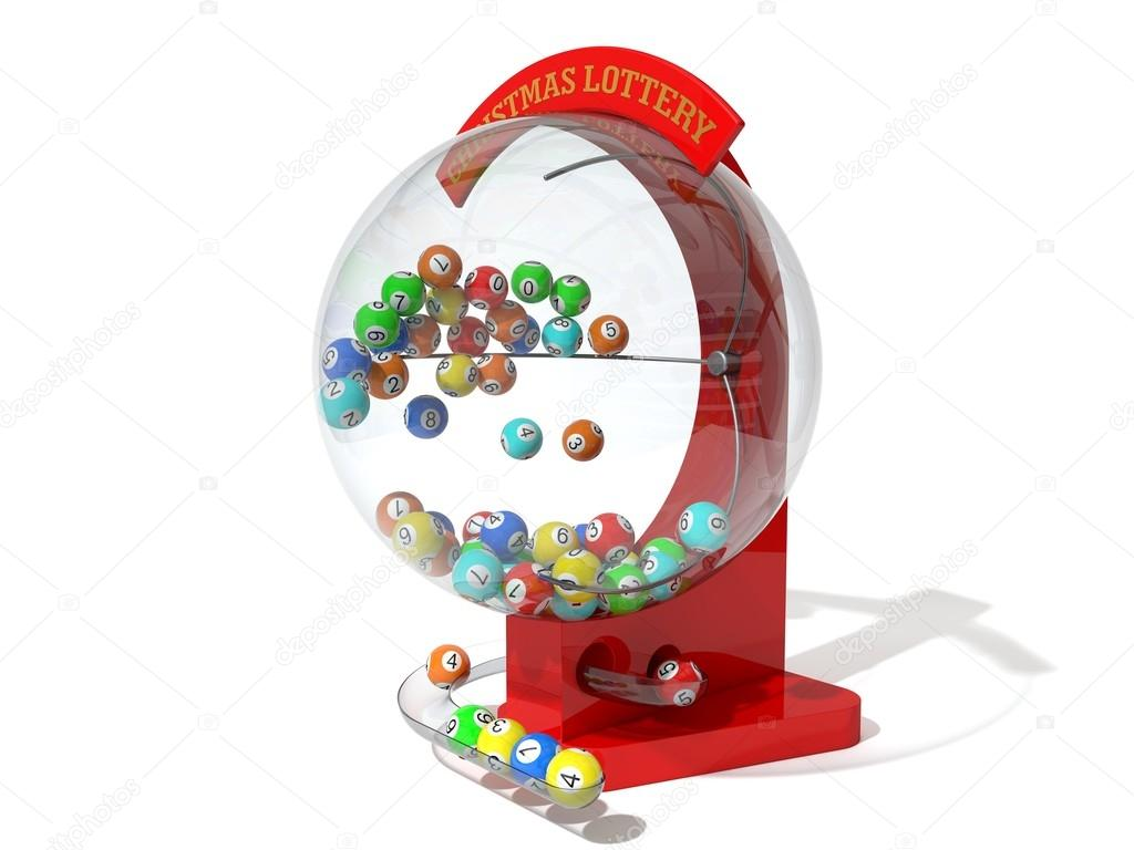 Lotto Weihnachten.Rot Weihnachten Lotto Maschine Stockfoto Kasezo2 92982226