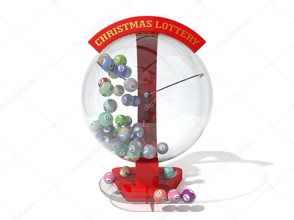 Lotto Weihnachten.Rot Weihnachten Lotto Maschine Stockfoto Kasezo2 92982260